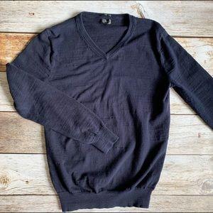 Men's J.Crew Navy Slim Sweater